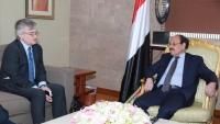 السويد تؤكد دعمها لتنفيذ اتفاق ستوكهولم اليمني