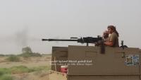 مقتل حوثيين والجيش يحرر مواقع جديدة في حرض