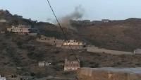 معارك شرسة في حجور والقبائل تكبد الحوثيين خسائر فادحة