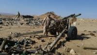 الجيش يصد هجوماً للحوثيين في جبهة صرواح غربي مأرب