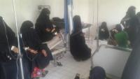 أكثر من 3600 حالة إصابة بوباء الكوليرا في تعز