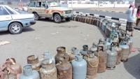لأول مرة بوادي حضرموت.. أزمة خانقة في الغاز المنزلي والسلطات تعلن آلية جديدة لتوزيعه