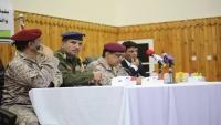 اللجنة الرئاسية تعقد لقاءً موسعاً مع الشخصيات الاجتماعية بالمهرة