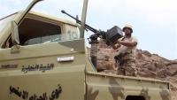 الحزام الأمني يحتجز مخصصات التغذية للجيش الوطني بتعز