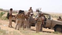 الجيش الوطني يعلن السيطرة على مناطق بمديرية عبس بحجة
