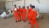 الإمارات تستقدم طيارين باكستانيين وهنود لمراقبة سواحل وشواطئ سقطرى (صور)
