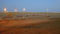 إحراق 400 مليون قدم مكعب من الغاز في الهواء بسبب توقف توربينات غازية بصافر