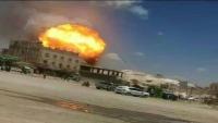 الحوثيون يتحدثون عن مقتل خمس طالبات بغارة للتحالف في صنعاء