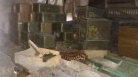 إحباط محاولة تهريب شحنة من الأسلحة للحوثيين في تعز