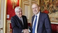 فرنسا تشدد على ضرورة  الالتزام بتنفيذ اعادة الانتشار في الحديدة وموانئها