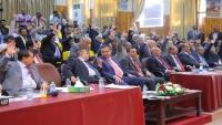 رغم العجز الكبير .. البرلمان يصوت على موازنة 2019 ويوصي الحكومة بمزاولة عملها من عدن