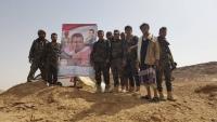 في براقش ونهم.. أهالي وزملاء العميد الحوري يحتفون بالذكرى الثالثة لاستشهاده