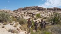 تقدم جديد للجيش الوطني في كتاف صعدة