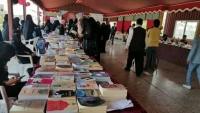 تدشين معرض الكتاب الأول في تعز بأكثر من 1400 عنوان