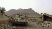 الجيش الوطني يعلن السيطرة على مواقع جديدة في صعدة