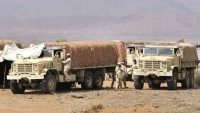 قوات سعودية جديدة تصل المهرة عبر منفذ صرفيت وسط رفض الأهالي