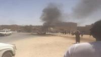 مقتل خمسة جنود وإصابة آخرين في استهداف مركبة عسكرية بحضرموت
