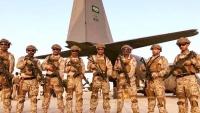 السعودية تدفع بقوات بحرية إلى سواحل مديرية حوف بالمهرة