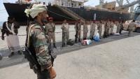 الاتحاد الأوروبي يرحب بإجراءات الحوثيين في موانئ الحديدة