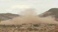 مقتل امرأة وإصابة آخرين بقصف للمقاومة استهدف منزلا في قعطبة