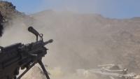 مقتل 4 من جماعة الحوثي في محيط جبل هان غربي تعز