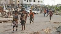 الجيش يهاجم مواقع الحوثيين شمالي تعز