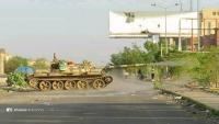 الجيش يتقدم في الجبهة الشمالية بتعز عقب معارك عنيفة مع الحوثيين