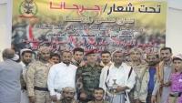 قائد محور إب يكشف عن 4600 شهيد قدمتهم المحافظة في الحرب مع الحوثيين