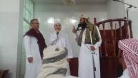 أمانة زملائه بالعمل تقود تاجر صيني لإعلان اسلامه بأحد مساجد سيئون