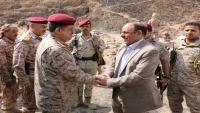 الأحمر يصل مأرب ويؤكد على أهمية الدولة الاتحادية في اليمن