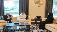 جريفيث في أبوظبي: ناقشت الخطوات اللازمة لتنفيذ اتفاق ستوكهولم