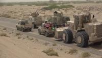 الحوثيون يقصفون مواقع ألوية العمالقة في الحديدة بالأسلحة الثقيلة