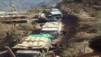 الطرقات البديلة في تعز.. عبور صعب ومشقات جديدة تثقل المسافرين (تقرير)