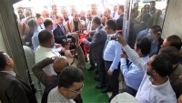بنك سبأ الإسلامي يدشن العمل في مقر فرعه الجديد بمحافظة إب