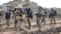 مقتل 20 حوثياً في معارك مع الجيش غرب مأرب