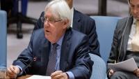 جريفيث لمجلس الأمن: هناك تفكك في المشهد اليمني ونطالب بإبعاد اليمن عن الحرب الإقليمية