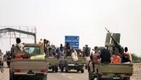 قصف حوثي على مواقع الجيش بالحديدة