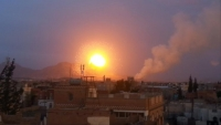 ثماني غارات للتحالف استهدفت معسكرا للحوثيين في صنعاء