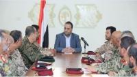 """وفاة معتقل يمني متهم في قضية مقتل القيادي الحوثي """"الصماد"""""""