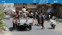 تعز.. مقتل وإصابة 5 من أفراد الأمن في هجوم على إدارة أمن الشمايتين
