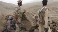 الجيش الوطني يحرز تقدماً جديدا في باقم شمال صعدة