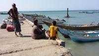 أبين.. الأجهزة الأمنية تعثر على جثة صياد في عرض البحر
