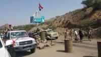 مقتل طفل برصاص كتائب أبو العباس والأخيرة تواصل قطعها طريق تعز - عدن