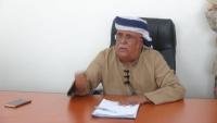 اللواء بن مساعد: ما جرى في عدن انقلاب والانتقالي جند القاعدة في صفوفه