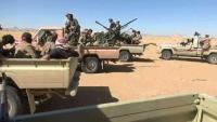 قيادة محور الجوف تنفي ادعاءات الحوثيين بوقوع انشقاقات عسكرية في المحور