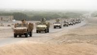 الجيش يحكم سيطرته الكاملة على شبوة والقوات الإماراتية تنسحب وقائد اللواء الأول نخبة ينضم للشرعية