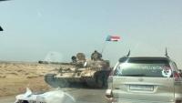 أبين.. القوات الحكومية تتقدم في شقرة والانتقالي يعزز مواقعه بزنجبار بدبابات من عدن