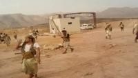 الجيش الوطني ينهي تمرد خلايا نائمة تابعة للانتقالي في عزان بشبوة