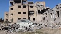 ارتفاع ضحايا الهجوم الذي شنه التحالف على سجن في ذمار إلى 134 قتيلا