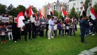 الجالية اليمنية في النرويج تعلن مقاضاة الإمارات في المحاكم النرويجية